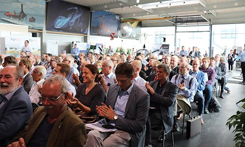 Großes Interesse am 2. Niedersachsen Aviation Day