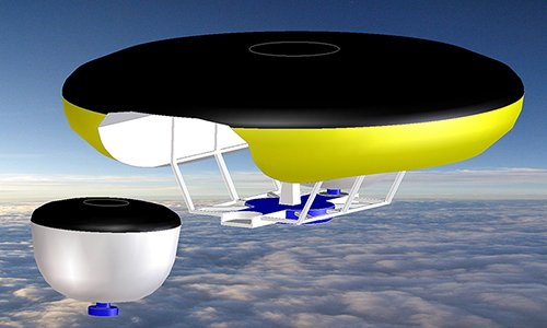 Multibody Advanced Airship for Transport (MAAT)
